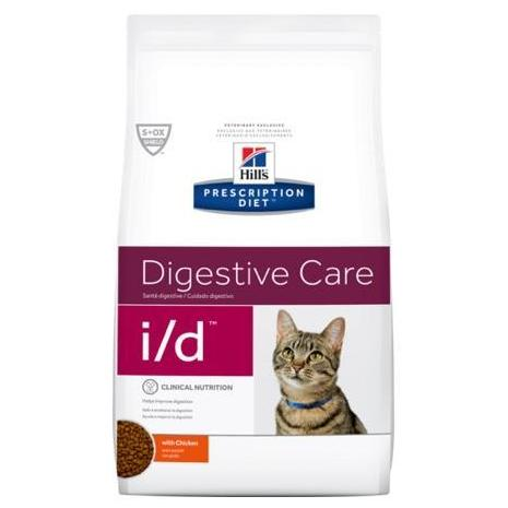 Pet Vet Clinic Singapore Buy Online - Hill's Prescription Diet i/d Digestive Care for Digestive Upset in Cats