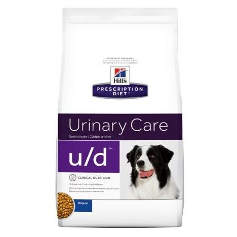 Pet Vet Clinic Singapore Buy Online - Hill's Prescription Diet u/d for Bladder Stones in Dogs