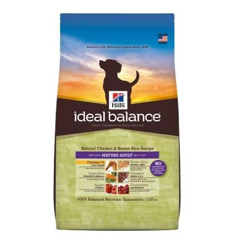 Pet Vet Clinic Singapore Buy Online - Hill's Ideal Balance Mature Adult Dry Dog Food