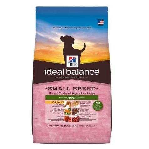 Pet Vet Clinic Singapore Buy Online - Hill's Ideal Balance Small Breed Adult Dry Dog Food