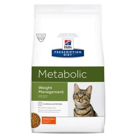 Pet Vet Clinic Singapore Buy Online - Hill's Prescription Diet Metabolic for Weight Management in Overweight or Obese Cats