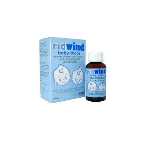 Pet Vet Clinic Singapore Buy Online - RidWind Simethicone Syrup to relieve bloating and gas trapped in the digestive system