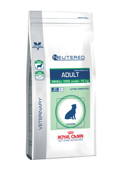 Royal Canin Neutered Adult Small Dog<10kg