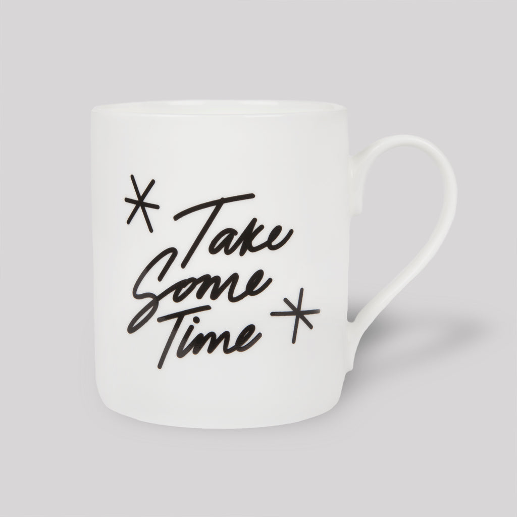 Take Some Time Mug