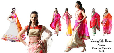 Asiana Couture Catwalk 2013