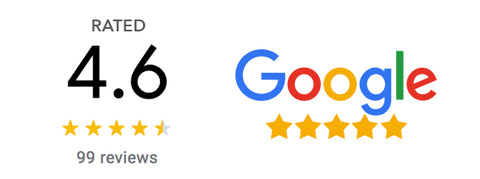 Rates 4.6 on Google Reviews1