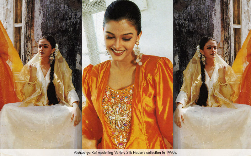 aishwarya rai model indian clothes