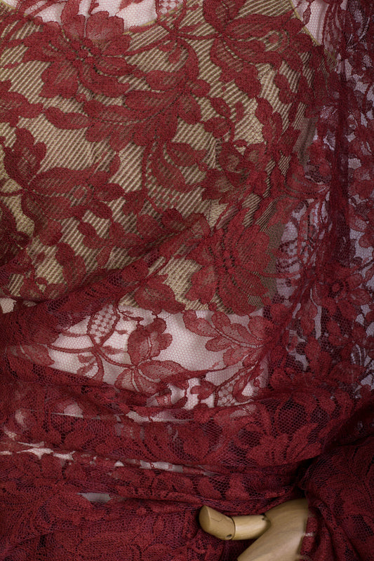 Chantilly lace 16548_H - Variety Silk House