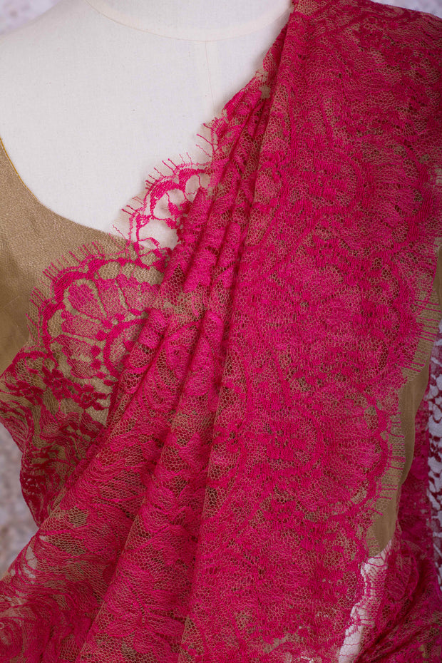 Chantilly lace 21778_C - Variety Silk House Ltd