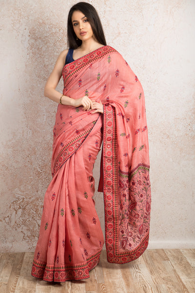 KantaWork Saree R8_499 - Variety Silk House Ltd