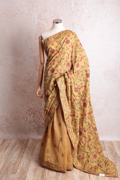 KantaWork Saree R8_500 - Variety Silk House Ltd