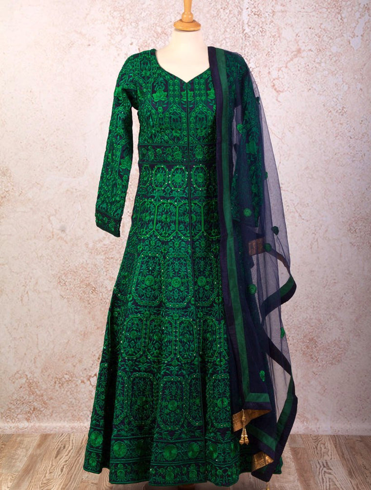 I8/1038 Reshamwork Dress