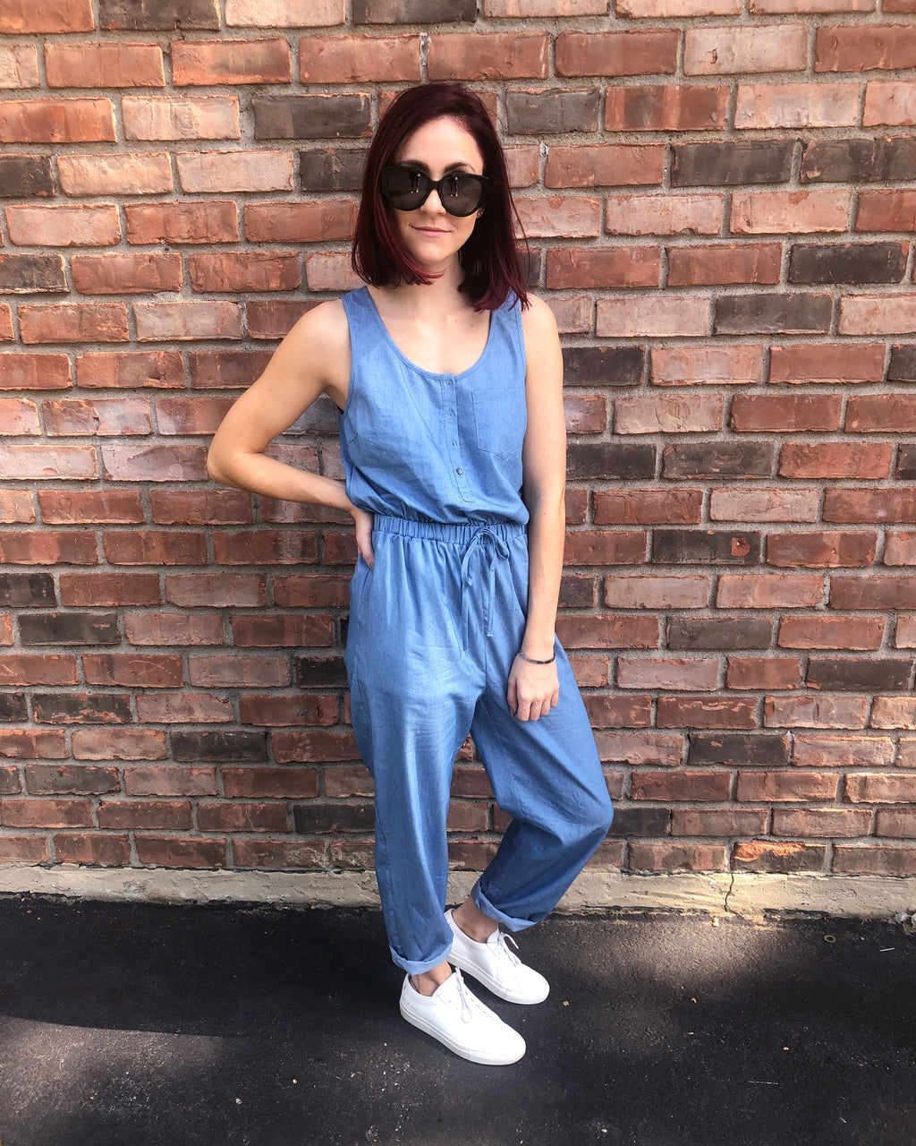 The Delaney Jumpsuit