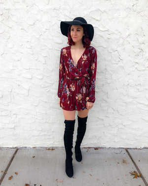 The Spencer Romper