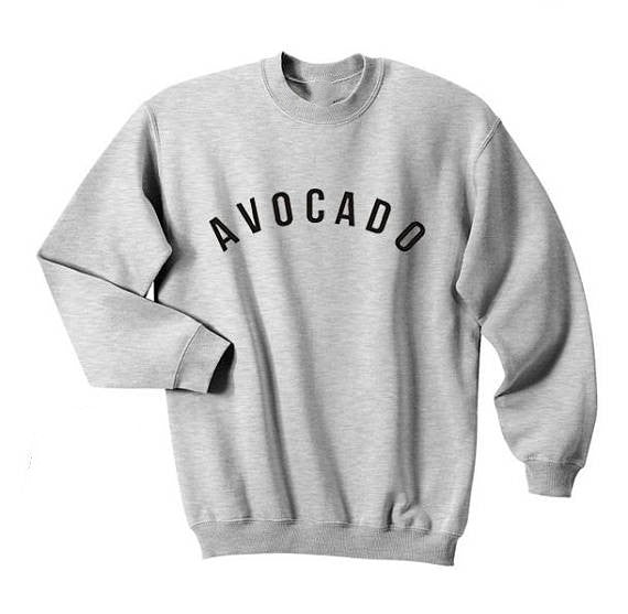 Avocado Crewneck Sweatshirt