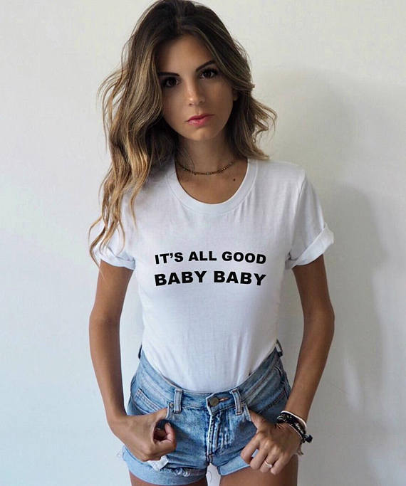 Its All Good Baby Baby T-shirt