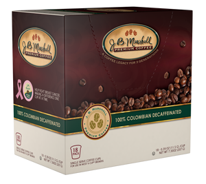 100% Colombian Decaf