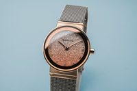 Classic | polished rose gold | 10126-0663