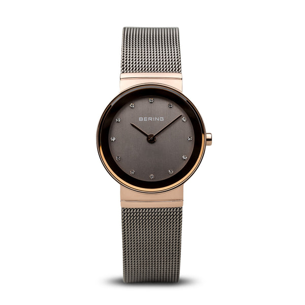 Classic | polished rose gold | 10126-369
