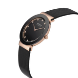 Ceramic | polished rose gold | 11435-166