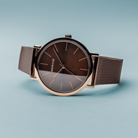 Classic | polished rose gold | 13436-265
