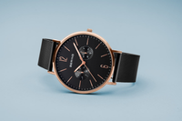 Classic | polished rose gold | 14240-163