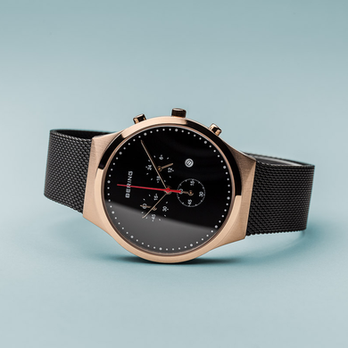 Classic | polished rose gold | 14740-166