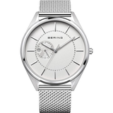 Automatic | polished silver | 16243-000