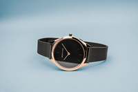 Ultra Slim | polished rose gold | 17031-166