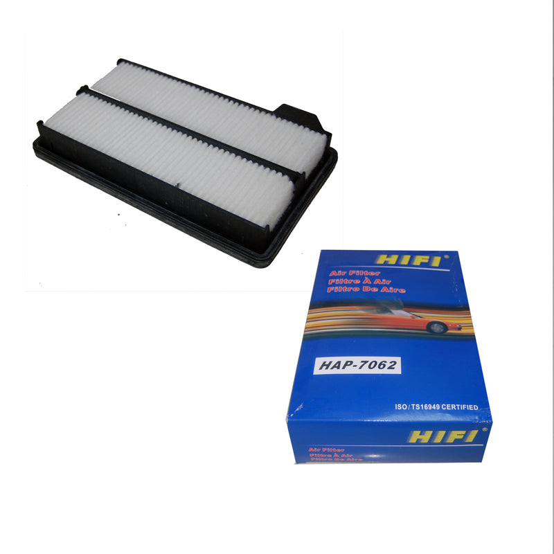 Air Filter, HIFI, 17220-RRA-A00, HAP-7062 (000205) - Win Store