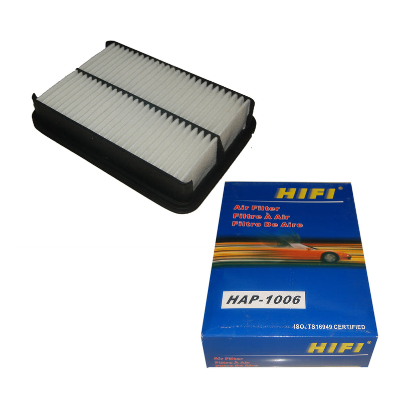 Air Filter, HIFI, 17801-35020, HAP-1006 (000235) - Win Store