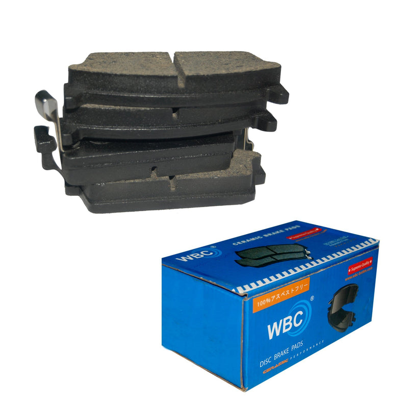 Brake Pad, WBC, 8-97191015, D4034 (000540) - Win Store