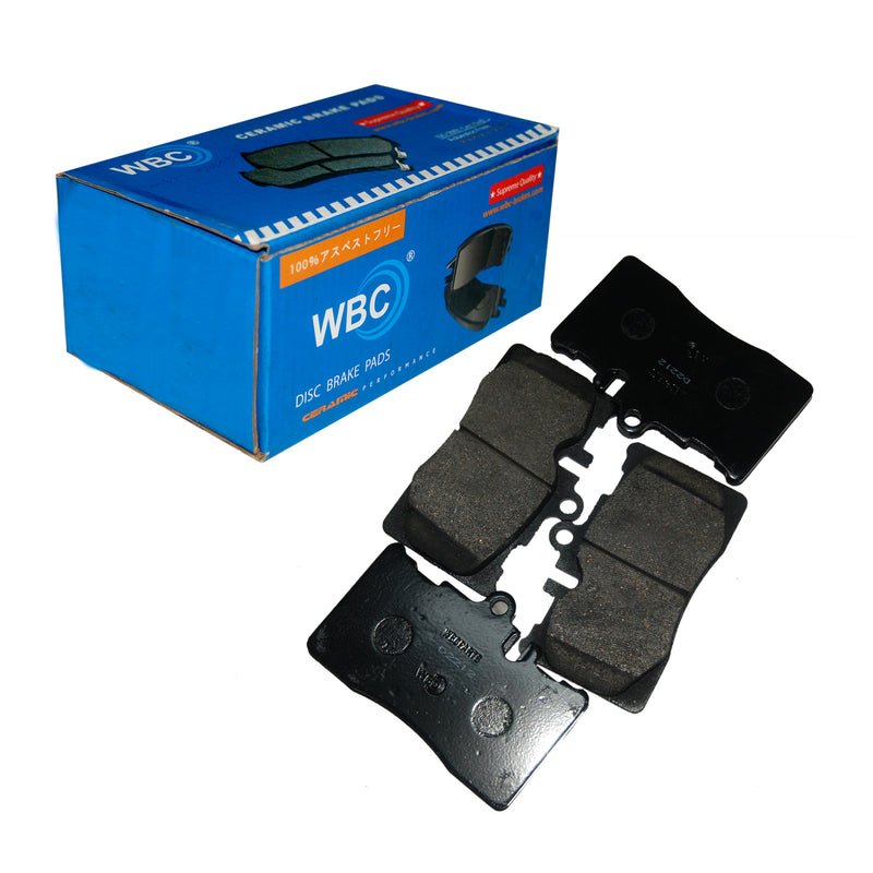 Brake Pad, WBC, 04465-50250, D2212 (000482) - Win Store