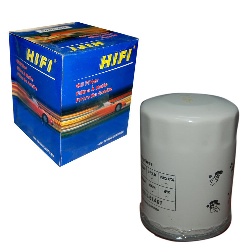 Oil Filter, HIFI, 16510-60A01, HO-9001 (001404) - Win Store