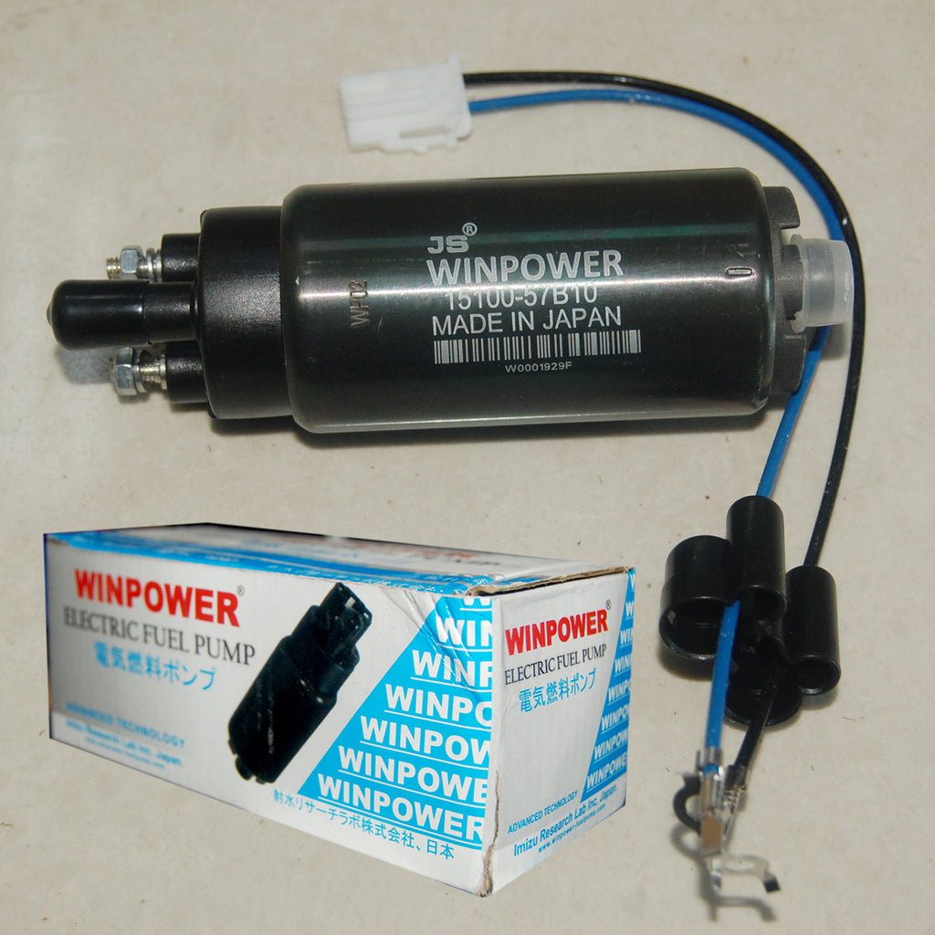 Fuel Pump, WINPOWER, 15100-57B10, WF-3804 (005069) - Win Store