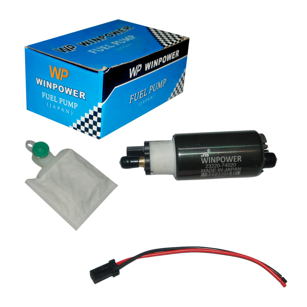 Fuel Pump, WINPOWER, 23220-74020, WF-3808 (005070)