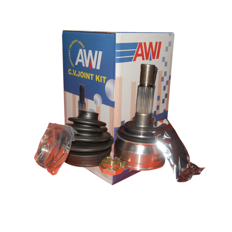 CV Joint, CCL, TO-80, 29(in)x72.5(D)x30(out) (007331) - Win Store