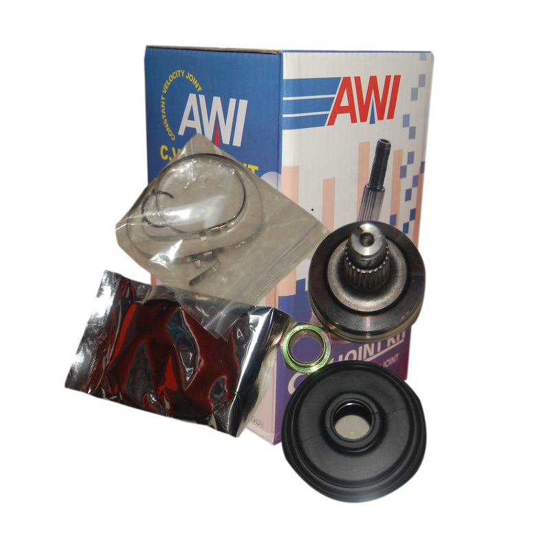 CV Joint, AWI, 43410-B1010, TO-75, 26(in)x47(D)x24(out) (007603)