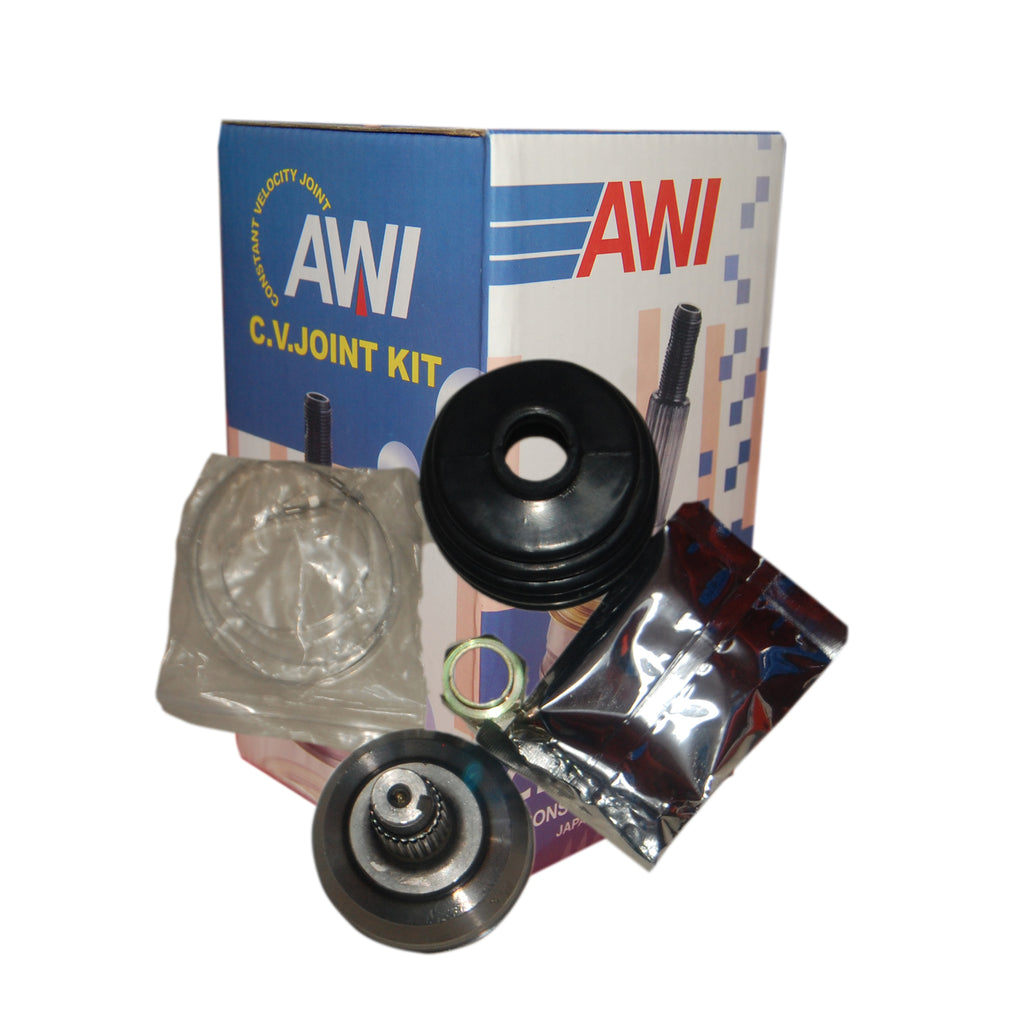 CV Joint, AWI, 43410-B1020, TO-76, 29(in)x47(D)x24(out) (007604)
