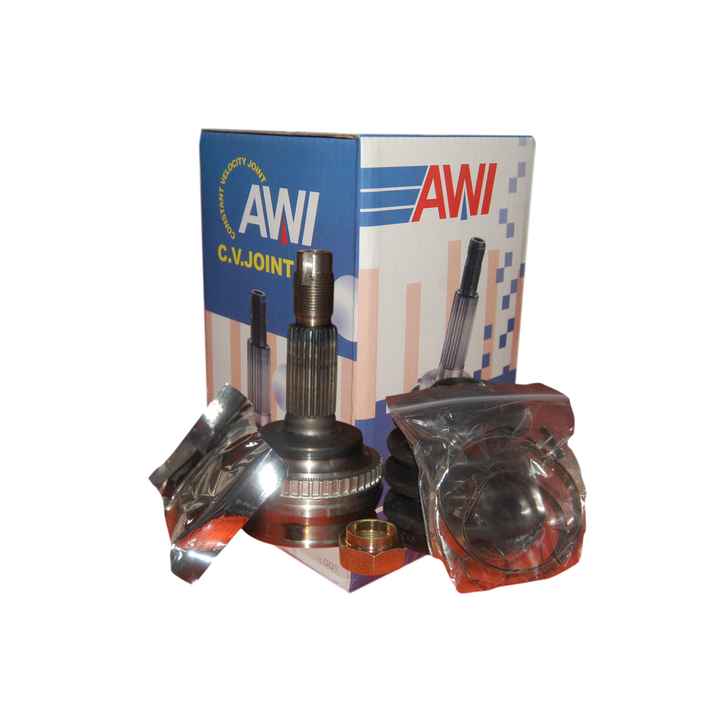 CV Joint, AWI, TO-837, 23(in)x58(D)x26(out) (007633)