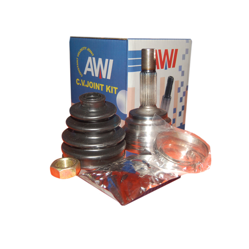 CV Joint, AWI, 43470-59045, TO-35A48, 23(in)x58(D)x24(out) (007634)