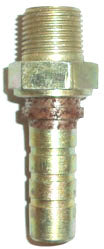 Hose Fitting ,Male, WPR, 13011-06-08 (004570)