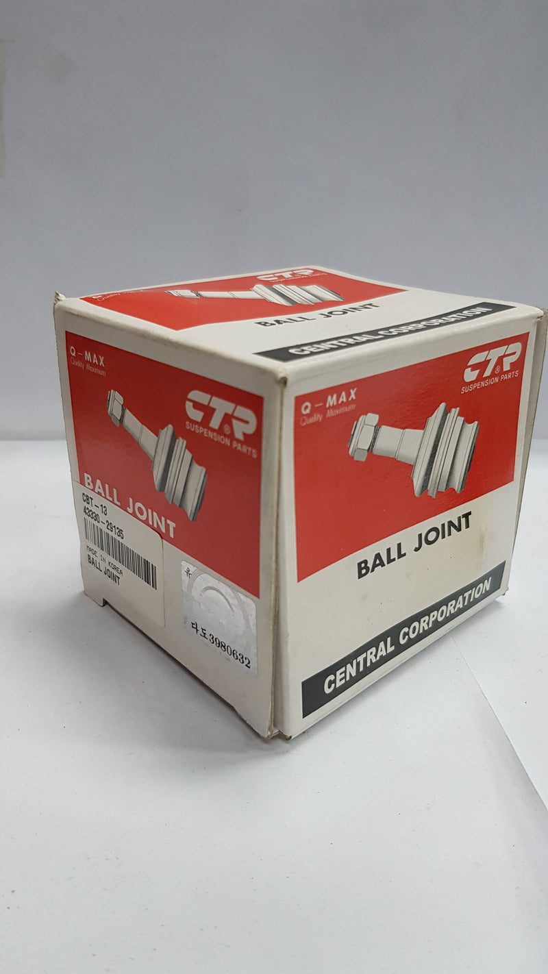 Ball Joint, CTR, 43330-29139, CBT-13 (000348) - Win Store