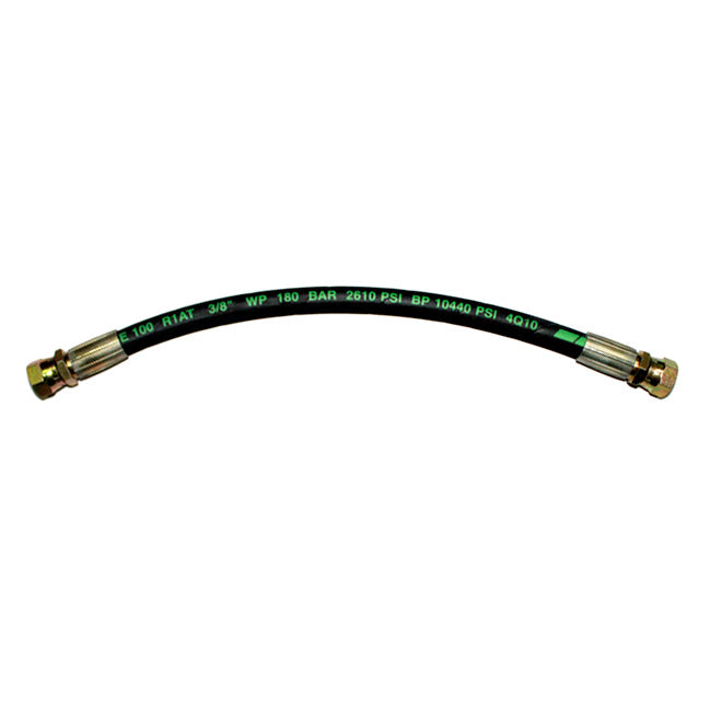 "Power Pump Hose Assembly, HN001, 3/8""x R1x 14"", WPR (004665)"