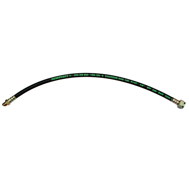 "Dashboard Air Hose Assembly, HN028, 1/4""x R1x 25"", WPR (003254)"
