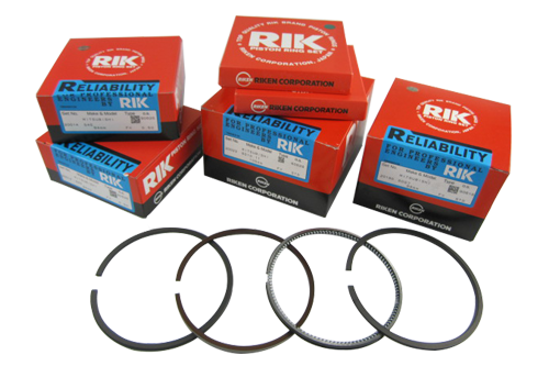 Ring Sets,Piston, RIK, HO7C, STD, 13011-2070, 15135 (001478) - Win Store