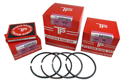 Ring Sets,Piston, TP, 4D56/4D55T, 0.50, 33862-2FAC (001489) - Win Store