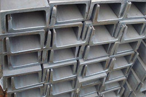 MS U Beam ,Width 150x75x Thickness 0x Length 6000 (MM) (75 KG/PCS) WISCO (013620)