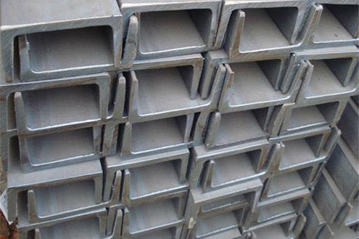 MS U Beam ,Width 75x38x Thickness 0x Length 6000 (MM) (23 KG/PCS) WISCO (013612)