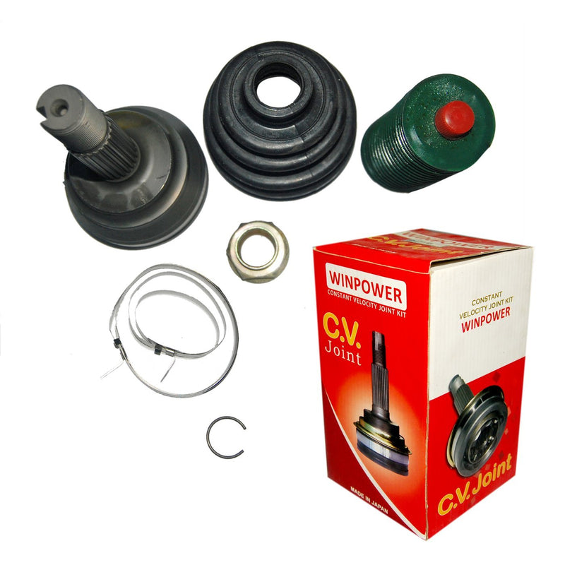 CV Joint, WINPOWER, 43430-35030, TO-38, 27(in)x69(D)x30(out) (000729) - Win Store